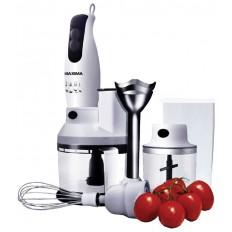 Кухонный комбайн Maxima MFP-0139 белый