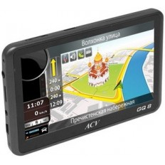 Видеорегистратор ACV GQ8 GPS Navitel