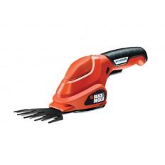 Садовые ножницы аккумуляторные B&D GSL200-QW