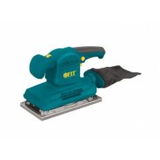 Шлифмашина вибрационная FIT SA-280, 280 Вт, 10000 кол/мин, 115х230 мм.80561