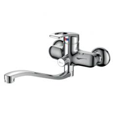 Смеситель для ванны с длинным изливом ORCA1833H08 Серия «Бари»