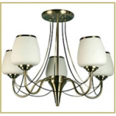 Светильник потолочный LUCCI LC-21-5