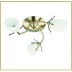 Светильник потолочный LUCCI LC-82-3