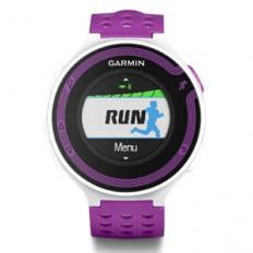 Спортивные часы FORERUNNER® 220 цвет Бело-фиолетовый