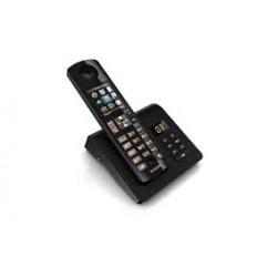 Радиотелефон  Philips D7051B Black